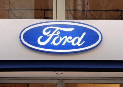 לוגו FORD